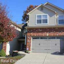 Rental info for Willott Sqaure Drive & Candice Way in the St. Peters area