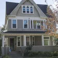 Rental info for 416 8th Ave SE in the University area