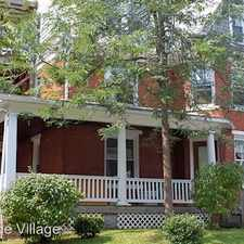 Rental info for 124 N. Gill St. in the State College area