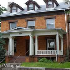 Rental info for 639 W. College Ave. in the State College area