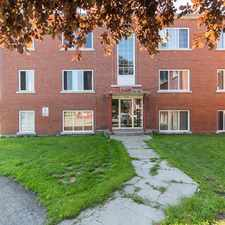 Rental info for 1066 Chemin de Chambly #2 in the Longueuil area