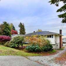 Rental info for 1524 Hammond Avenue in the Coquitlam area