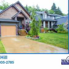 Rental info for 39049 Kingfisher Road in the Squamish area