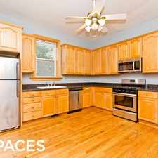Rental info for 4016 North Bell Avenue #1 in the North Center area
