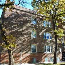 Rental info for 3449 N. Wolcott in the Chicago area