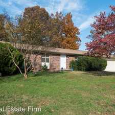 Rental info for 11105 Concord Woods Dr in the Farragut area