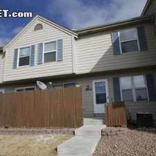 Rental info for $1195 2 bedroom Townhouse in Colorado Springs Other Colorado Springs in the Gateway Park area