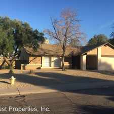 Rental info for 11615 N. 64th Dr. in the Glendale area