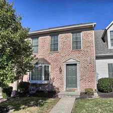 Rental info for Susquehanna Twp Townhome 2 Beds, 2.5 Baths With Fi in the Harrisburg area