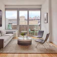 Rental info for 325 Kent in the Williamsburg area