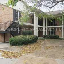 Rental info for 5059 Ridglea #1204, Fort Worth - Move in Ready! - Section 8 Accepted! in the Fort Worth area