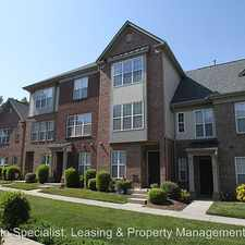 Rental info for 9907 Jerome Ct. in the Brier Creek Country Club area