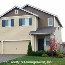 Rental info for 18402 20th Ave Ct E in the Spanaway area