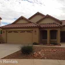 Rental info for 3813 E Cavalry Ct