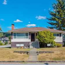 Rental info for 830 Everett Crescent in the Burnaby area