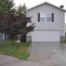 Rental info for 9579 W W Portola Dr Boise Four BR, Beautiful home tucked away in