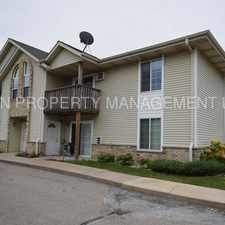 Rental info for 2 Bedroom Great Location + Heat Included