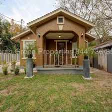 Rental info for 2814 Garwood St #A - Renovated East Austin Home in the Govalle area