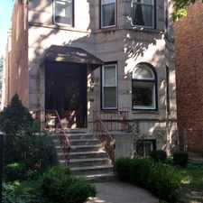Rental info for 1736 West Catalpa Avenue #1 in the Chicago area