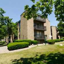 Rental info for University Terrace Apartments in the East Lansing area