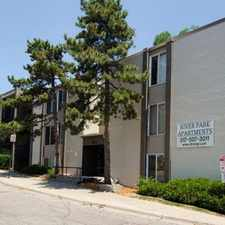 Rental info for River Park Apartments in the East Lansing area