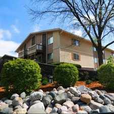 Rental info for 731 Burcham Apartments in the East Lansing area