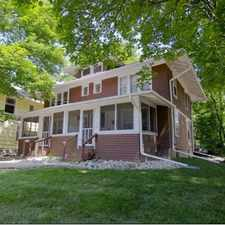 Rental info for 314 Oakhill Dr. in the East Lansing area