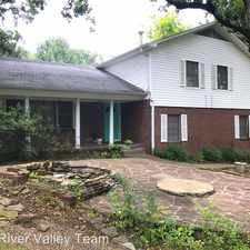 Rental info for 3213 South 42nd in the Fort Smith area