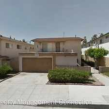 Rental info for 7627 Newlin Ave., Apt. E in the Whittier area