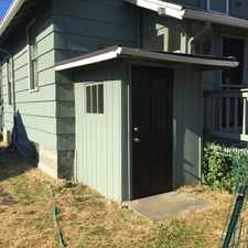 Rental info for 1232 B 10th St. in the Bremerton area
