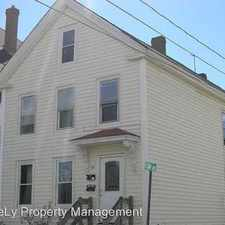Rental info for 64 Bacon st - 64 Bacon #2 in the Biddeford area
