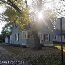 Rental info for 344 W 21st St in the Holland area