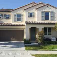 Rental info for 10958 Clover Circle in the Temescal Valley area