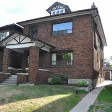 Rental info for Glendonwynne Rd & Kennedy Park Road in the High Park North area