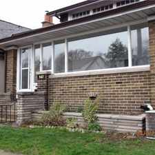Rental info for 942 Woodbine Avenue in the Woodbine Corridor area