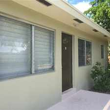 Rental info for N Andrews Ave & NW 40th Court in the Oakland Park area