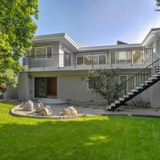 Rental info for A Very Rare and Unique Property in Manhattan Beach in the Los Angeles area