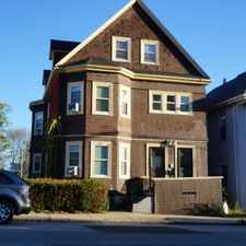 Rental info for 1615 Centre St in the Centre-South area