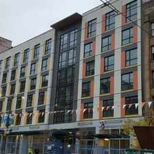 Rental info for 138 East Hastings Street in the Downtown area