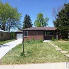 Rental info for $2700 3 bedroom House in Denver South University Hills in the Denver area