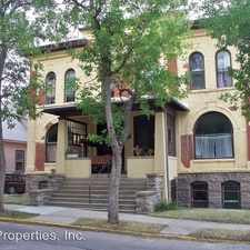Rental info for 312 Clarke St - A in the Helena area