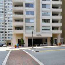 Rental info for $3300 1 bedroom Townhouse in Chevy Chase in the Bethesda area