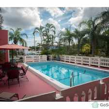 Rental info for Quiet, clean apartment in great Wilton Manors building with pool. in the Fort Lauderdale area