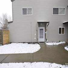 Rental info for Meadowlark Village - Townhouse Townhome for Rent in the West Meadowlark Park area