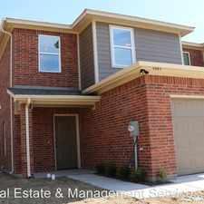 Rental info for Chapin/Butler/Branch in the Fort Worth area