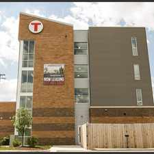 Rental info for Trowbridge Lofts in the Lansing area