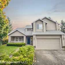 Rental info for 14131 SW Chehalem Ct.
