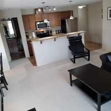 Rental info for Furnished Suite In The Hudson in the Hollick-Kenyon area