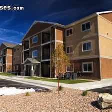Rental info for Two Bedroom In Sweetwater County in the Rock Springs area