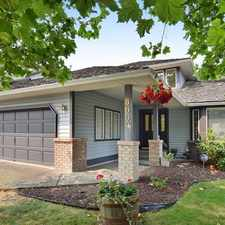 Rental info for 8609 215 Street in the Langley Township area